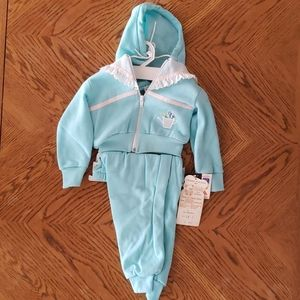 Teddy Bears Actionwear Outfit size 2T NWT